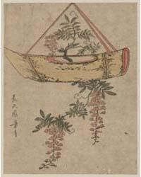 Tsuribune No Fuji by Kitagawa, Tsukimaro