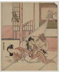 Iro Gonomi No Nuke Daikoku by Suzuki, Harunobu