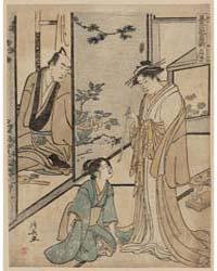 Daifukuya No Dan, Photograph 00150V by Torii, Kiyonaga