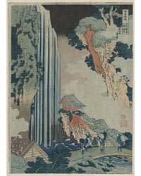 Kiso Kaidō Ono No Bakufu, Photograph 001... by Katsushika, Hokusai