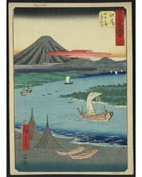 Ejiri, Photograph 00178V by Andō, Hiroshige