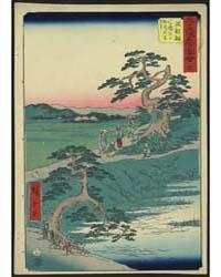 Chiryū, Photograph 00179V by Andō, Hiroshige