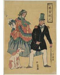 Shō Utsushi Igirisujin, Photograph 00223... by Utagawa, Yoshikazu