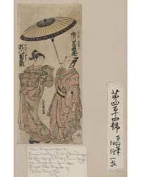 Ichikawa Komazō No Sano No Genzaemon Seg... by Kitao, Shigemasa