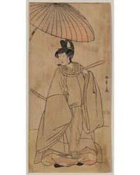 Iwai Hanshirō, Photograph 00236V by Katsukawa, Shunshō
