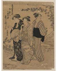 Hagi, Photograph 00239V by Katsukawa, Shunchō