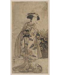 Onoe Tamizō, Photograph 00242V by Katsukawa, Shunkō
