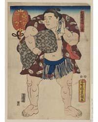 Higashi No Kata Ichiriki, Photograph 002... by Utagawa, Toyokuni