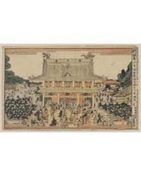 Shinpan Kameido Tenmangū Keidai No Zu, P... by Tamagawa, Shūchō