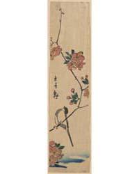 Kaidō Ni Shōkin, Photograph 00346V by Andō, Hiroshige