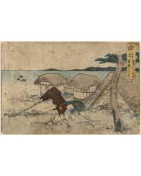 Yui, Photograph 00374V by Katsushika, Hokusai