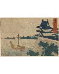 Miya, Photograph 00378V by Katsushika, Hokusai