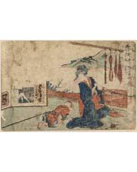 Akasaka, Photograph 00388V by Katsushika, Hokusai