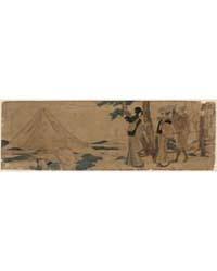 Hara, Photograph 00391V by Katsushika, Hokusai