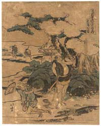 Godanme, Photograph 00399V by Katsushika, Hokusai