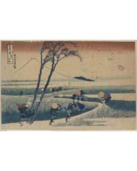 Sunshū Ejiri, Photograph 00406V by Katsushika, Hokusai