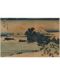 Sōshū Shichiriga Hama, Photograph 00415V by Katsushika, Hokusai