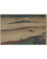 Bushū Tamagawa, Photograph 00419V by Katsushika, Hokusai