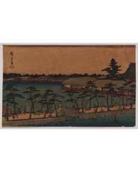 Shinobazu No Ike, Photograph 00504V by Andō, Hiroshige