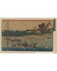 Susaki Shiohigari, Photograph 00510V by Andō, Hiroshige