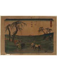 Chiryū, Photograph 00513V by Andō, Hiroshige