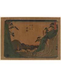 Okabe, Photograph 00536V by Andō, Hiroshige