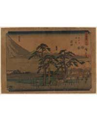 Numazu, Photograph 00537V by Andō, Hiroshige