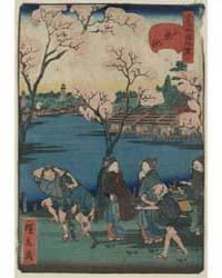 Shinobazu No Ike, Photograph 00576V by Utagawa, Hirokage