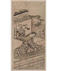 Koto O Hiku Kanjo, Photograph 00608V by Kitao, Shigemasa