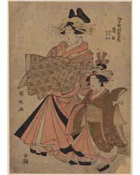 Edochō Echizenya Uchi Morokoshi, Photogr... by Utagawa, Kuninaga