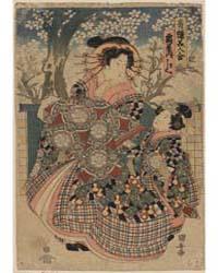 Tsuruya Uchi Kashiku, Photograph 00639V by Utagawa, Kuniyasu