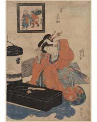 Nenrei, Photograph 00661V by Utagawa, Toyokuni