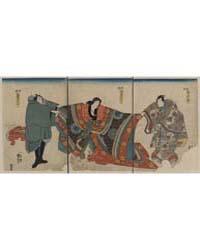 Taira No Munemori Mikazuki Osen Ebizako ... by Utagawa, Kuniyoshi