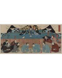 Aoto Fujitsuna, Photograph 00673V by Utagawa, Kuniyoshi