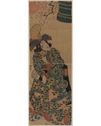 Musume Dōjōji, Photograph 00714V by Utagawa, Kunisada