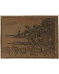 Ukie Momotarō Mukashibanashi No Zu, Phot... by Utagawa, Toyokuni