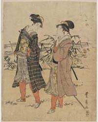 Yatsushi Takajō, Photograph 00761V by Utagawa, Toyohiro