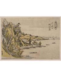 Ishiyama No Aki No Tsuki, Photograph 008... by Sekkyō, Sawa