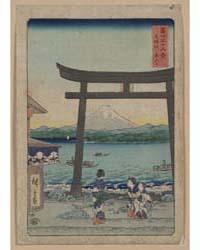 Sagami Enoshima Iriguchi, Photograph 008... by Andō, Hiroshige