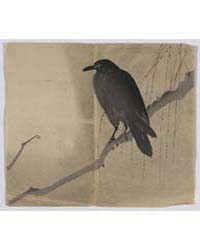Yanagi Ni Karasu, Photograph 00845V by Library of Congress