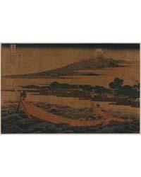 Tōkaidō Ejiri Tago No Ura Ryakuzu, Photo... by Katsushika, Hokusai