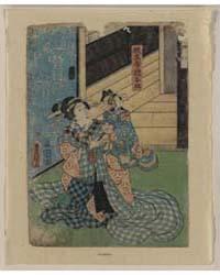 Sugimotoya No Kakae Oume, Photograph 010... by Utagawa, Toyokuni