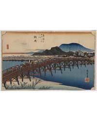 Okazaki, Photograph 01276V by Andō, Hiroshige