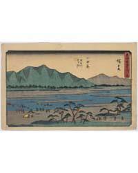 Odawara, Photograph 01278V by Andō, Hiroshige