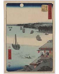 Kanagawa, Photograph 01295V by Andō, Hiroshige