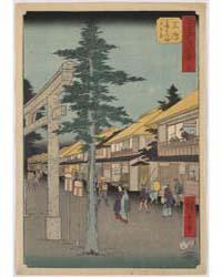 Mishima, Photograph 01300V by Andō, Hiroshige