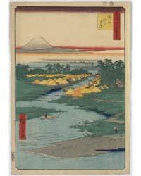 Horie Nekozane, Photograph 01334V by Andō, Hiroshige