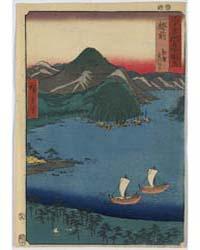 Echizen, Photograph 01353V by Andō, Hiroshige