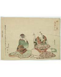 Kasanui, Photograph 01457V by Katsushika, Hokusai