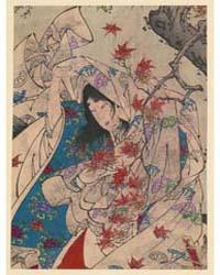 Sumiyoshi No Meigetsu, Photograph 01514V by Taiso, Yoshitoshi